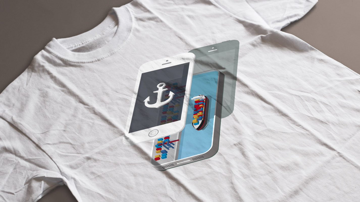 Shirtdesign iPort