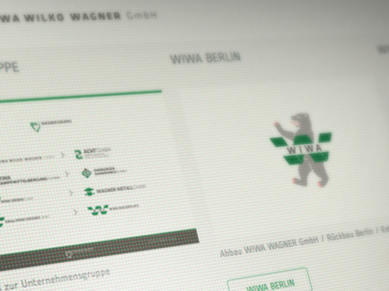 Webdesign Wilko Wagner 1