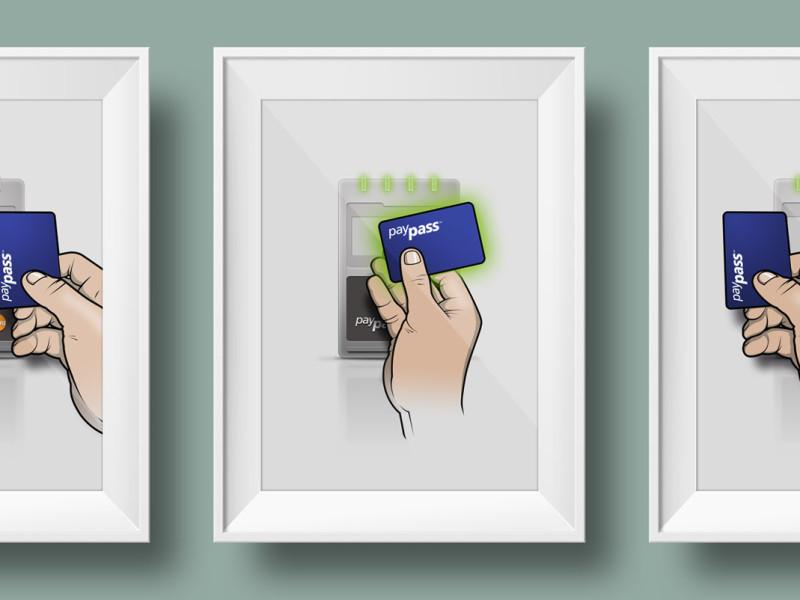 Gesamtansicht Paypass